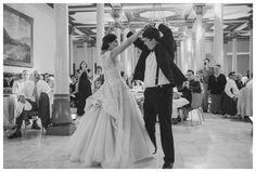 First Dance  The Driskill   Reception   Elegant   Texas   Austin