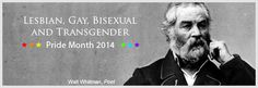 Library of Congress - Lesbian, Gay, Bisexual and Transgender Pride Month