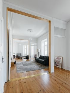 Rénovation d'un appartement à Lisbonne par Aurora Arquitectos Studio