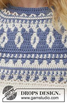 Gorro a crochet en punto relieve  patron de tejido  - Marina ... f22e8c1616e
