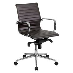 executive brown leather office chairs | executive chair