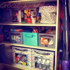 Pantry Revision from 31 Gifts
