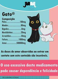 Cat medicine for humans! I Love Cats, Crazy Cats, Cute Cats, Cat Medicine, Gatos Cats, Cat Wallpaper, Cute Friends, Cat People, Cat Health