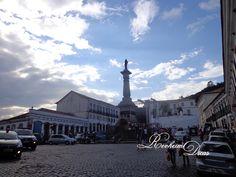 Ouro Preto, cidade histórica de Minas Gerais. #ouropreto #pontosturisticos #viagem #viagemdossonhos #wonderful #brazil #minasgerais #revheimdicas #novopost #blogueira #vidadeblogueira #monumento #tiradentes