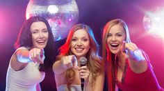If the bride is your BFF and you've enjoyed many sleepovers singing into your hairbrushes doing your best Adele impression, then take this to the next level by booking her a karaoke hen party in Newcastle with StrawberryHen.co.uk