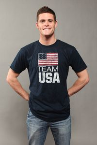 David Boudia! US Men's Olympic diving team. He's soooo cute! too bad he's engaged!