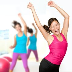 Students boost their cardio fitness dancing to high-energy Latin beats during Zumba; fitness classes include Piloxing, yoga, and hip-hop Zumba Fitness, Sport Fitness, Fitness Tips, Health Fitness, Fitness Classes, Dance Fitness, Fitness Weightloss, Workout Fitness, Fitness Goals