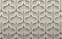 Really cool concrete tiles by Kaza Concrete.