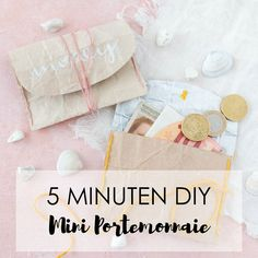 Milchtüten Portemonnaie basteln Tinker milk bags: Make simple wallets from Tetrapacks – make your own purse – a great upcycling idea and the perfect DIY [. Diy Craft Projects, Diy Projects Videos, Diy Videos, Diy Crafts Videos, Diy Crafts For Kids, Kids Diy, Wine Glass Candle Holder, Diy Candle Holders, Simple Wallet