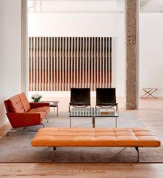 The Poul Kjaerholm Collection Living Divani, Living Room, Mid-century Modern, Modern Design, Contemporary, Online Furniture, Home Furniture, Poul Kjaerholm, Images Instagram