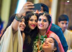 Here is a list of moments that we feel should not be missing from any Indian bride's wedding album. Yes, here are 10 shots that every Indian bride must have in her wedding album. So, keep this in mind before you set to pose for the camera.
