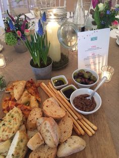 Artisan breads at Priory Cottages