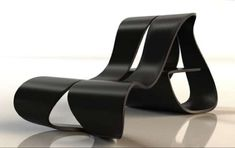 The Zhang Carbon Fiber Chair is Made for Storing, Sitting and Sipping Coffee trendhunter.com