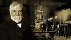 Andrew Carnegie---one of the wealthiest 19th century U.S. businessmen, donated towards the expansion of the New York Public Library.