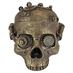 Design Toscano Steampunk Skull Containment Vessel Design ... https://www.amazon.com/dp/B0069CH35I/ref=cm_sw_r_pi_dp_x_9xwtzb6H4ETSZ
