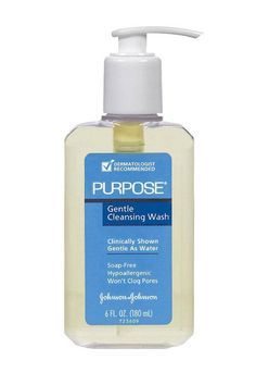 Purpose Gentle Cleansing Wash | 30 Products That Will Save Your Sensitive Skin