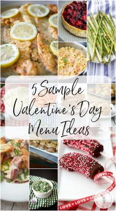 Make that special someone a home cooked meal to show how much you care. Here are 5 Sample Valentine's Day Menu Ideas to give you some inspiration. Appetizers For A Crowd, Appetizer Recipes, Dinner Recipes, Vegetarian Recipes, Cooking Recipes, Healthy Recipes, Healthy Food, Valentine's Day Menu Ideas, Cheap Meals