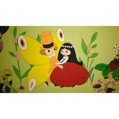 Maková panenka a motýl Emanuel 02 Pikachu, Cool Stuff, Cute, Painting, Fictional Characters, Carnavals, Kawaii, Painting Art, Paintings