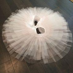 Classical Ballet Practice Tutu Professional Use by TutuBySayaka