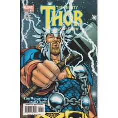 THOR #70 | 1998-2004 | VOLUME 2 | MARVEL | The Recycled Find | $4.20