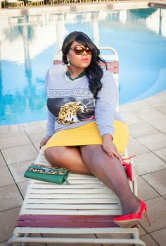 BLOG - Confessions of a curvy lady! Fantastic style!