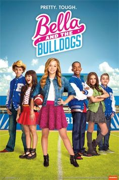 bella and the bulldogs | Bella and the bulldogs - one sheet | Poster Bella and the bulldogs ...