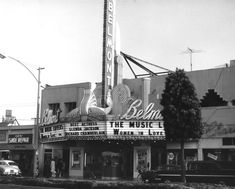 Fox Belmont Theatre in Long Beach, CA - Cinema Treasures