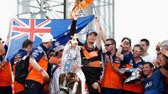 Australian Toby Price survives 9000km test of endurance to finish third in Dakar Rally - http://www.baindaily.com/australian-toby-price-survives-9000km-test-of-endurance-to-finish-third-in-dakar-rally/