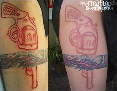 10 Amazing Scarification Tattoos - Body Art Guru
