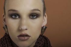 Autumn make-up look. Lashes, Make Up, Autumn, Rings, Model, Jewelry, Jewlery, Fall Season, Schmuck