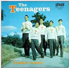 The Teenagers Featuring Frankie Lymon* - The Teenagers Featuring Frankie Lymon at Discogs