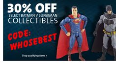 30% OFF BATMAN V SUPERMAN | CODE: WHOSEBEST Superman, Batman, Business Sales, Going Out Of Business, Discover Yourself, Coding, Entertaining, Movie Posters, Shopping