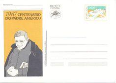 IP Comemorativo do Centenário do Padre Américo, emitido a 23 Outubro 1987