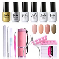 Belen Liner Brush Pen Nail Art Brush Nail Gel Polish Design Brush