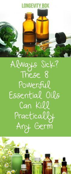 Essential Oils to Boost your immune system. Excellent information.
