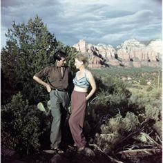 1946. Sedona, Arizona peut être...