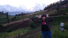 beautifull farming.... from mahawu mountain... rurukan..tomohon..north.sulawesi #damniloveindonesia