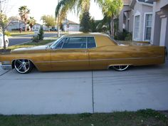 67 Cadillac Coupe Deville