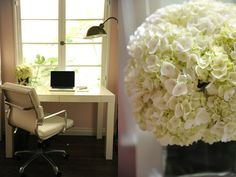 office @Emily Schuman / Cupcakes and Cashmere