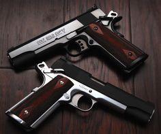 Colt 1911 pistols