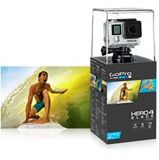 GoPro HERO4 Black / Surf Edition Features 4K30 and 1080p120 video