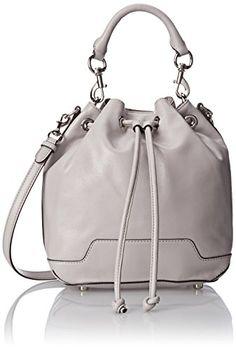 Rebecca Minkoff Fiona Bucket Shoulder Bag, Smoke, One Size Rebecca Minkoff http://www.amazon.com/dp/B00WGA7PFA/ref=cm_sw_r_pi_dp_FzbSvb15DBKBD