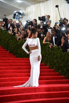 The Most Stunning Met Gala Staircase Shots