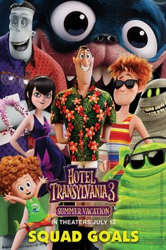 41 Best Hotel Transylvania 3 Images Animated Cartoon Movies Hotel