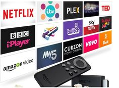 Fire TV Stick Media Player Steamer