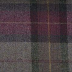 Choose your Tartan or Tweed fabric for your Handmade Footstool. We have a wide range of British Wool including Florence Anne, Balmoral and Ross Tweed. Tweed Fabric, Soft Furnishings, Interior Styling, Florence, Pure Products, Fabrics, Tartan Plaid, Mauve, Inspiration