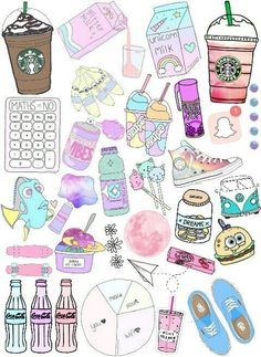 Iphone Wallpaper - ♡ Hecho Por Mi ♡ - Iphone and Android Walpaper Tumbler Stickers, Phone Stickers, Diy Stickers, Printable Stickers, Planner Stickers, Iphone Wallpaper Vsco, Emoji Wallpaper, Tumblr Wallpaper, Cute Backgrounds