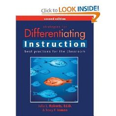 Best Practices for the differentiating classroom