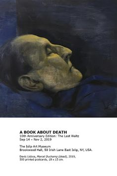 The Anniversary Edition of A Book About Death: The Last Waltz: 020 / Davis Lisboa / Spain East Islip, The Last Waltz, Museum Of Contemporary Art, Ny Times, Art Museum, Spain, Death, Anniversary, Paintings