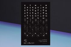 EXTENSION 2014 on Behance